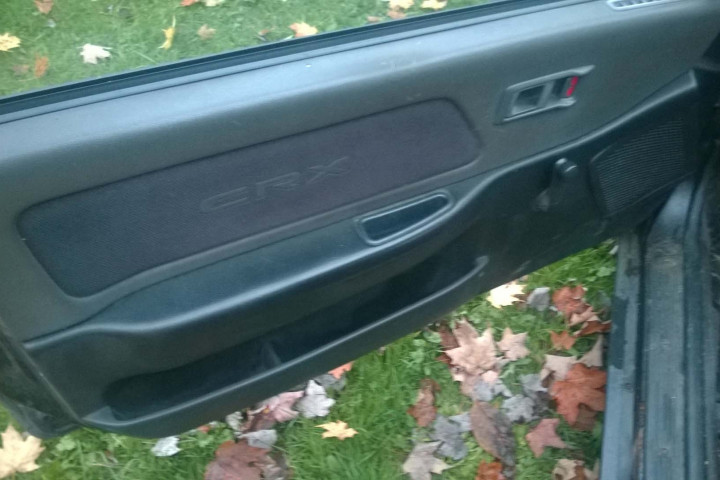 Potential CRX #5 - Driver's Side Door