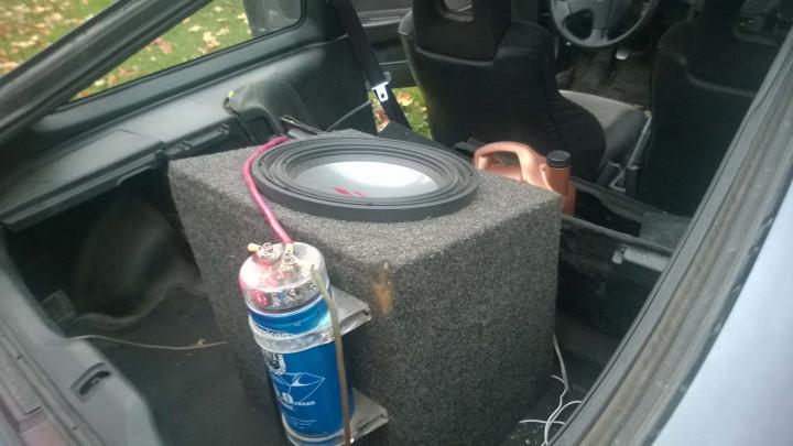 Potential CRX #5 - Audio