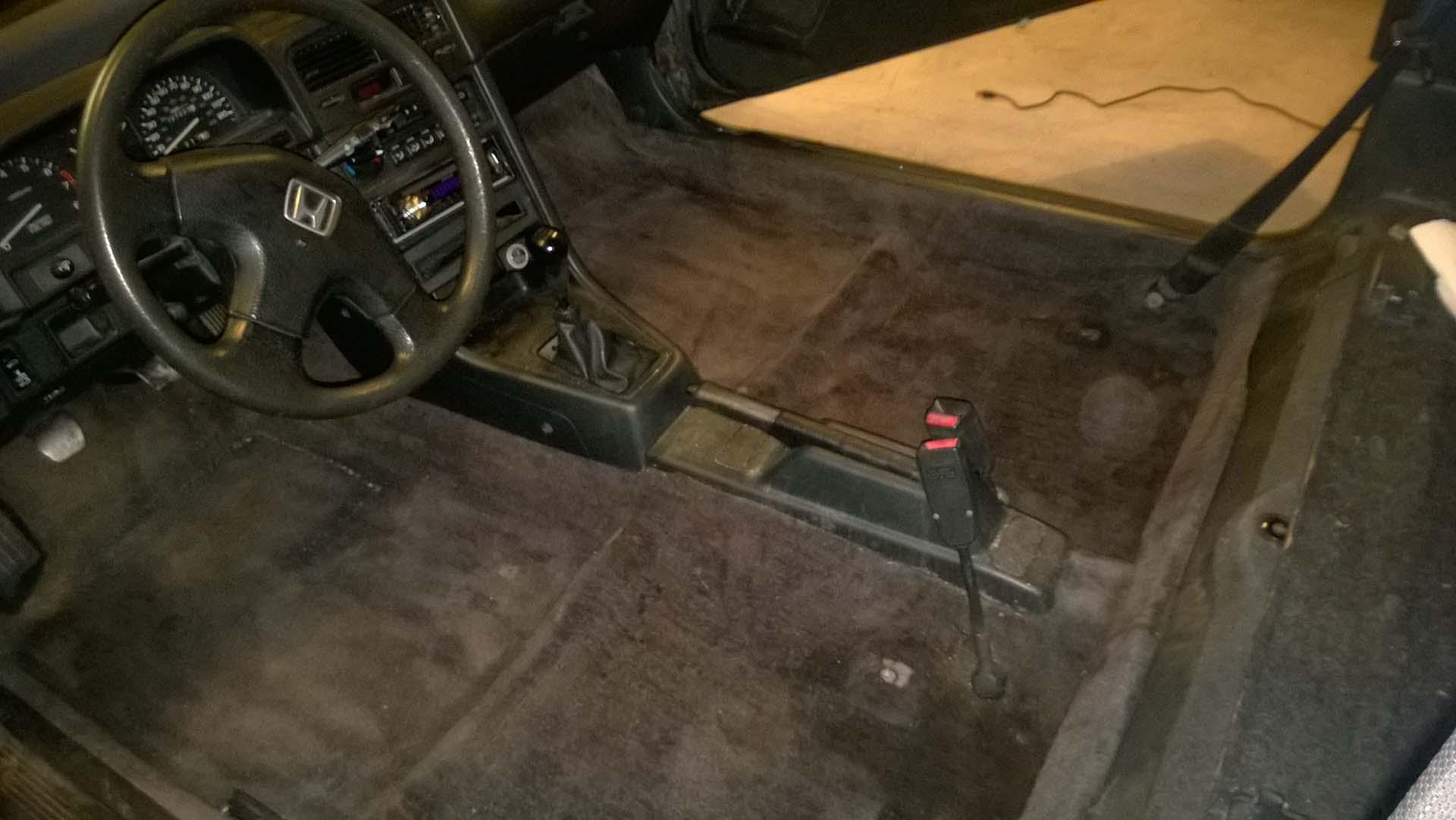 Carpet Vacuumed
