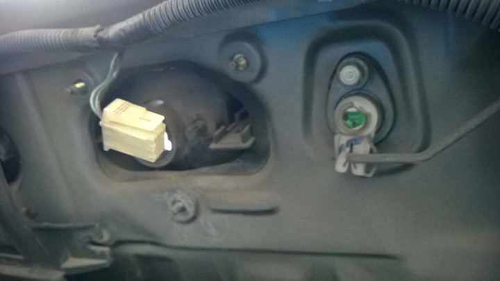 Taillight Wiring