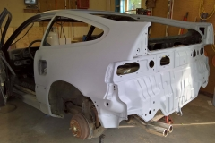 Rear and Quarter Panels in Primer