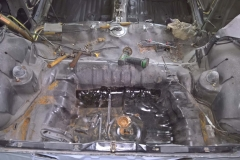 The Rear Floor Pan