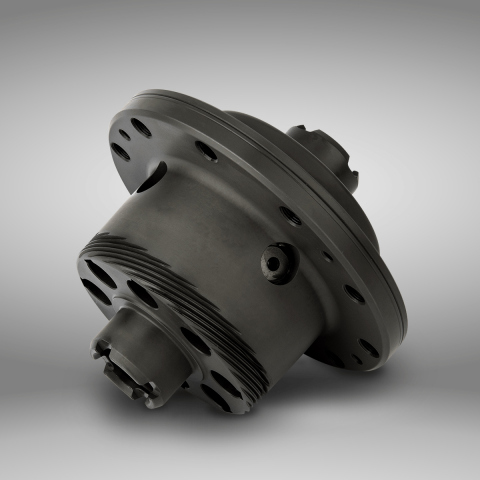 Kaaz 1.5-way Limited Slip Differential