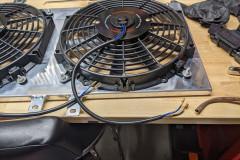 Mishimoto fan shroud connectors