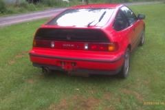 Potential CRX #1 - Exhaust