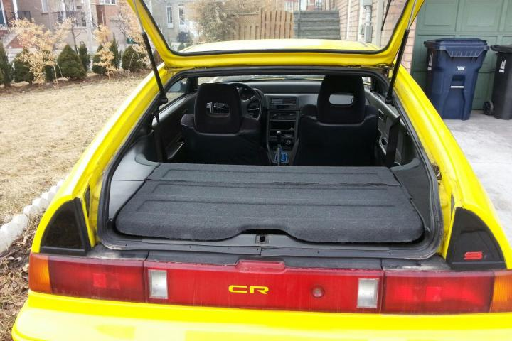 Potential CRX #2 - Hatch