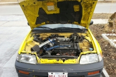 Potential CRX #2 - Engine Bay